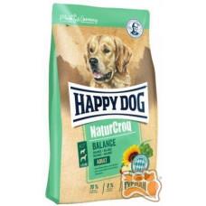 Happy Dog NaturCroq Balance для вибагливих собак з птицею та сиром