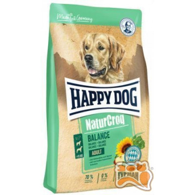 Happy Dog Premium - NaturCroq Balance для пожилых собак