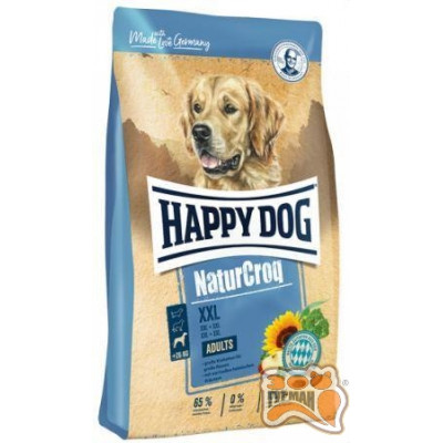 купити Happy Dog Premium NaturCroq для дорослих собак великих  та гігантських порід в Одеси