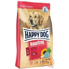 Happy Dog Naturcroq Active для собак з підвищенною потребою в енергії