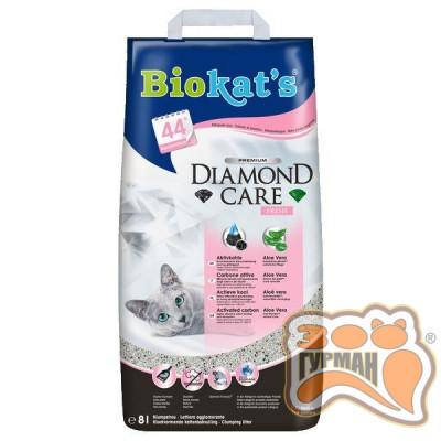 купити Наполнитель Biokat's Diamond Care Fresh 8 л в Одеси