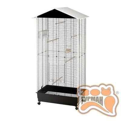 купити Ferplast AVIARY NOTA BLACK вольер для канареек и маленьких птиц в Одеси