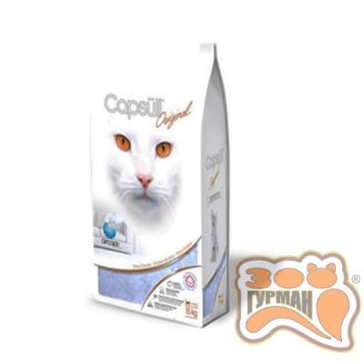 купити Capsull Original (baby powder) КАПСУЛ ОРИДЖИНАЛ кварцевый впитывающий наполнитель в Одеси