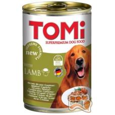 TOMi lamb ЯГНЕНОК  консерва для собак
