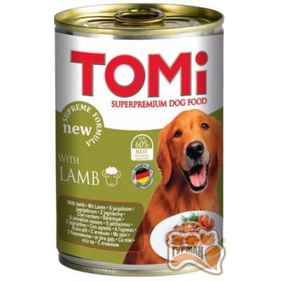 купити TOMi lamb ЯГНЕНОК  консерва для собак в Одеси
