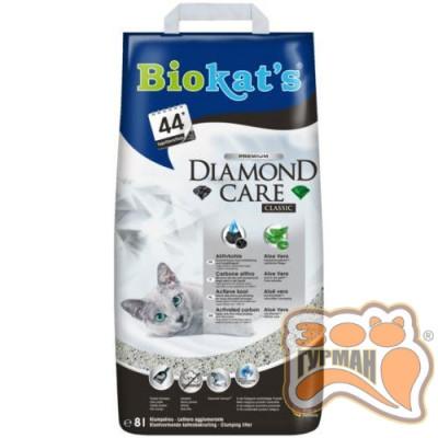 купити Наполнитель Biokat's Diamond Care Classic 8 л в Одеси