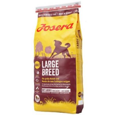 купити Josera Large Breed з птицею та лососем для собак великих порід, 15 кг в Одеси