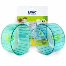 Savic РОЛЛИ (Rolly) тренажер Колесо для хомяков, пластик