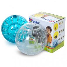 Savic РАННЕР СМОЛ (Runner Small) прогулочный шар для мышей, пластик, 12 см