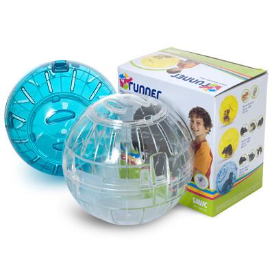 купити Savic РАННЕР СМОЛ (Runner Small) прогулочный шар для мышей, пластик, 12 см в Одеси