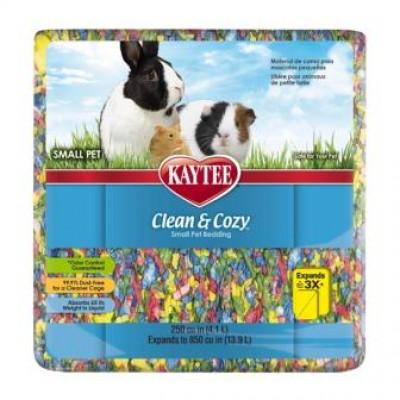 купити Kaytee Clean & Cozy BirthdayCake підстилка для гризунів, целюлоза, різнокольорова в Одеси