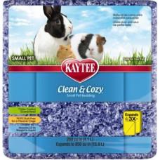 Kaytee Clean&Cozy Purple Клин&Кози ЧИСТО&УЮТНО ФИОЛЕТОВЫЙ подстилка для грызунов, целлюлоза, 4,1 л