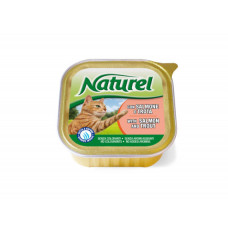 Naturel Alutrays Лосось з фореллю паштет, 100г