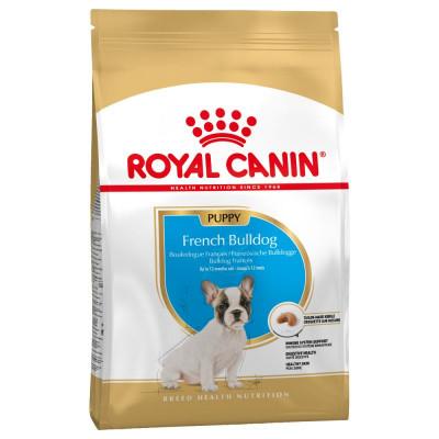 купити Royal Canin French Bulldog Puppy JUNIOR для собак породы Французский бульдог в Одеси