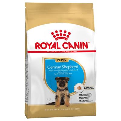 купити Royal Canin German Shepherd Puppy JUNIOR для щенков немецкой овчарки в Одеси