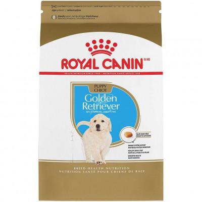 купити Royal Canin Golden Retriever Puppy Junior для щенков Голден ретривера в Одеси
