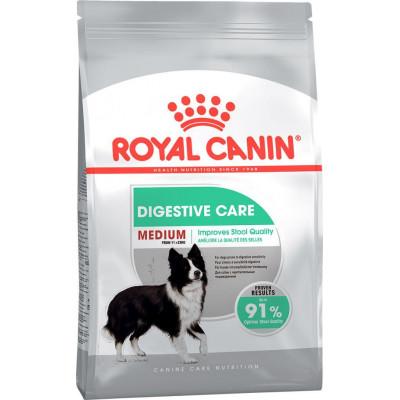 Royal Canin Medium Digestive Care повышенной чувствительностью пищеварительной системы