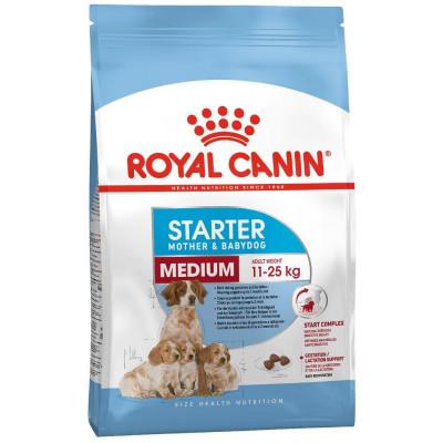 купити Royal Canin Medium STARTER Для щенков в период отъема до 2-месячного возраста в Одеси