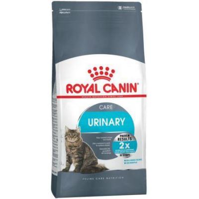 Royal Canin Urinary Care для взрослых кошек в целях профилактики мочекаменной болезни
