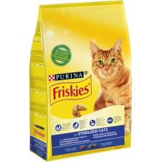 Friskies (Фрискис) Sterilised, 10кг